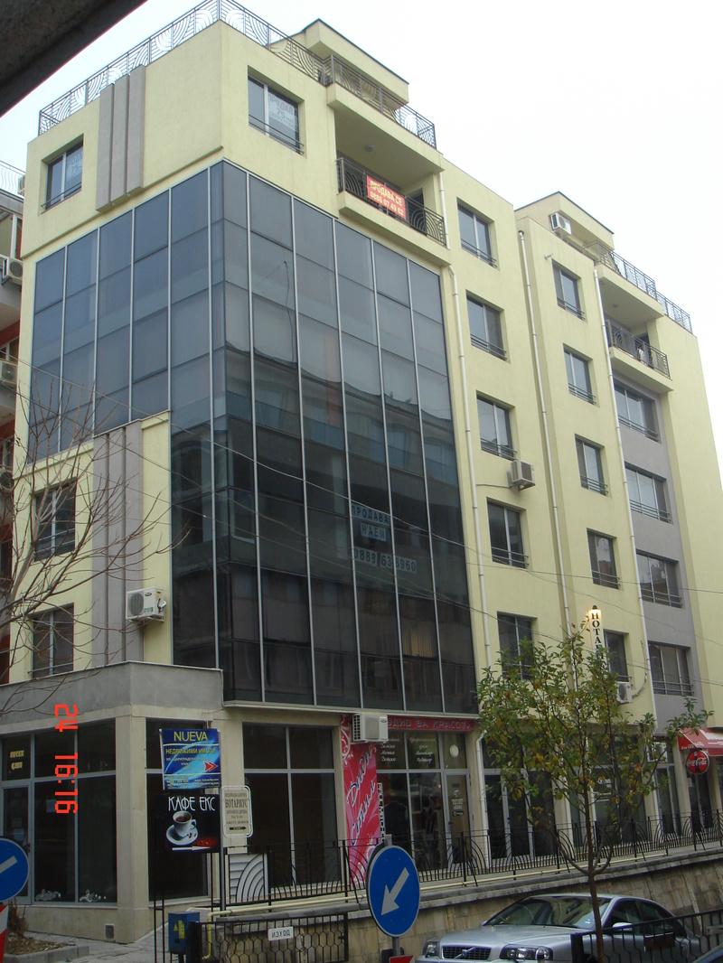 "Офис сграда на ул.\""Цариградска\""№24, гр.Бургас."