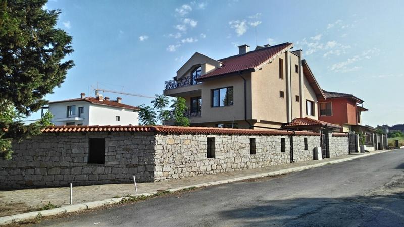 Еднофамилна жилищна сграда, кв. Минерални бани, гр.Бургас