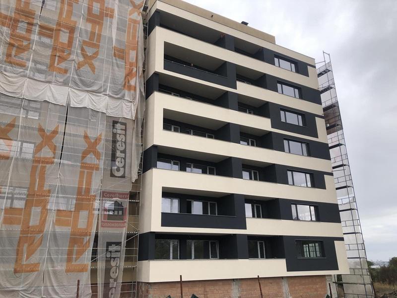 Жилищна сграда, к-с